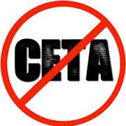 Logo stop Ceta