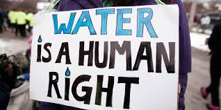 Water human right 1