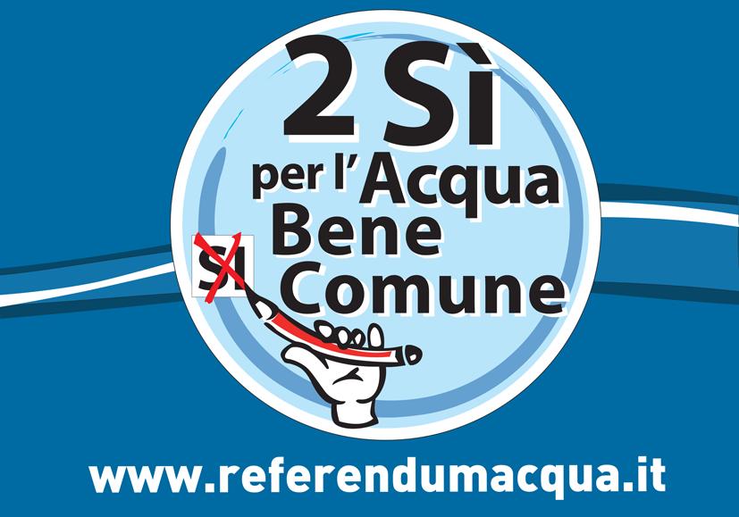 Il 26 marzo a Roma per promuovere i referendum